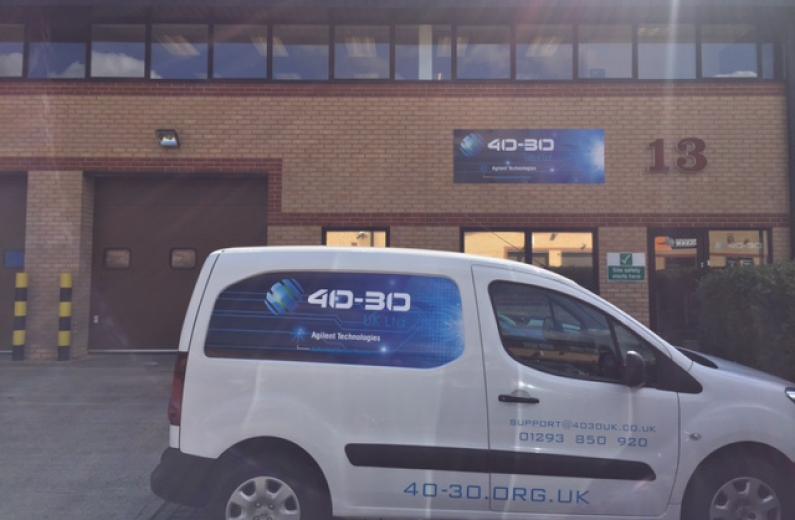 40-30 Uk Ltd