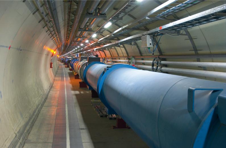 CERN : Le Grand collisionneur de hadrons (LHC)