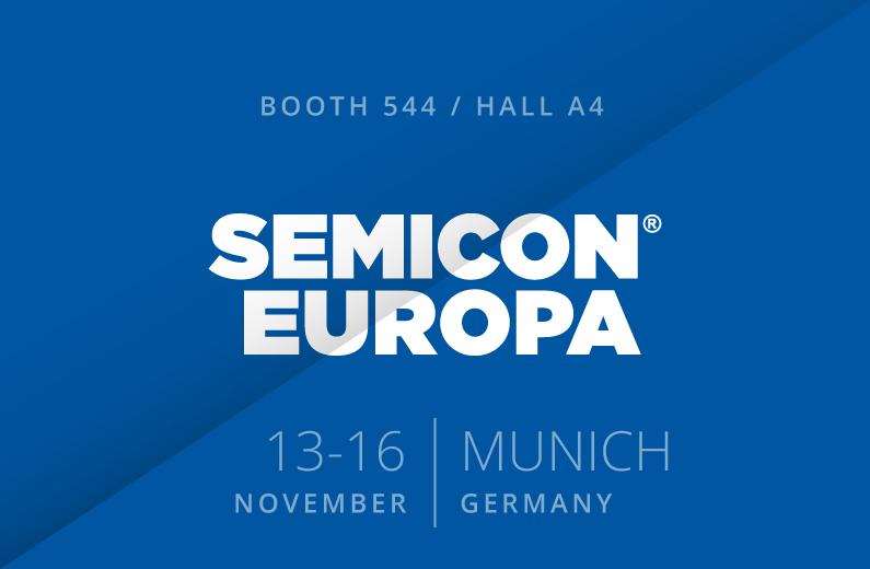Semicon Europa 2018