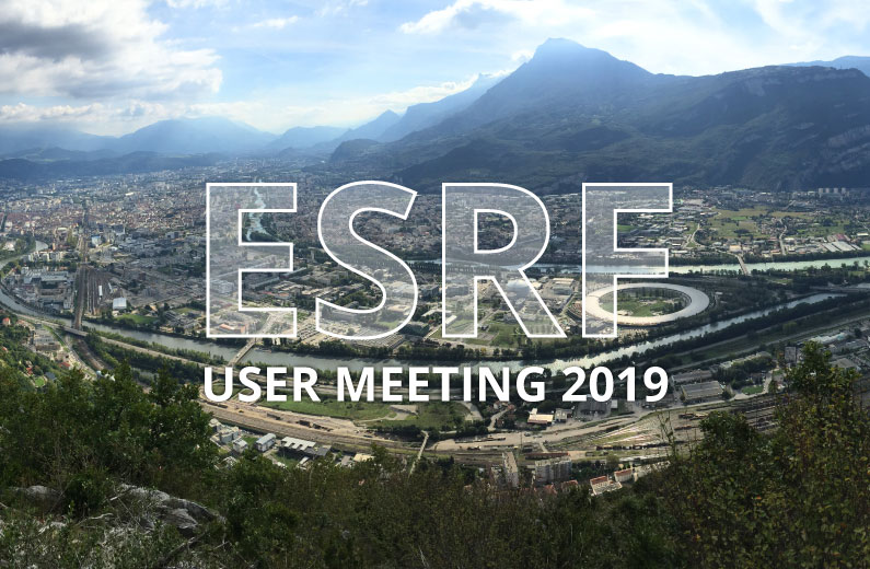 40-30 présent au ESRF User Meeting 2019