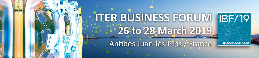 40-30 participera au ITER Business Forum 2019