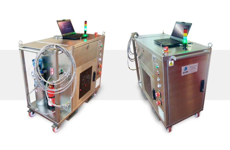 Test bench for Europropulsion