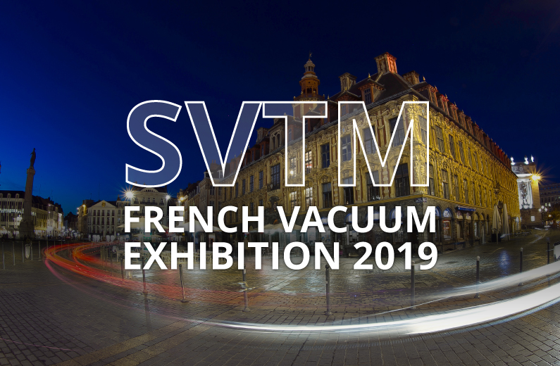 SVTM 2019 - Vacuum Technologies and Materials Treatment Exhibition