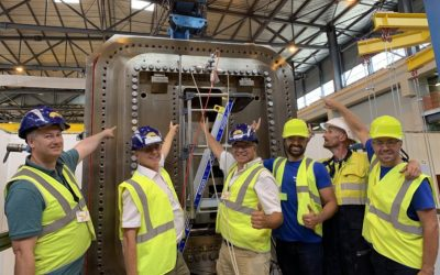 ITER – Large Seal Test Rig (LSTR)