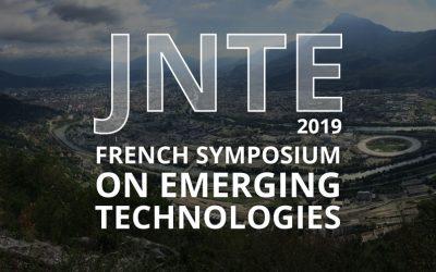 JNTE 2019 à Grenoble