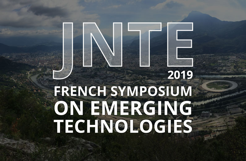 JNTE 2019 in Grenoble