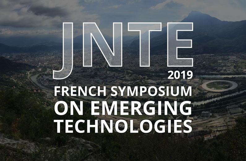 JNTE 2019 en Grenoble