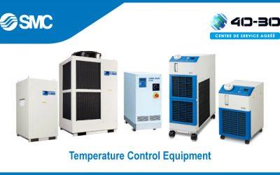 Des solutions techniques de régulations de température via fluide caloporteur en partenariat avec SMC