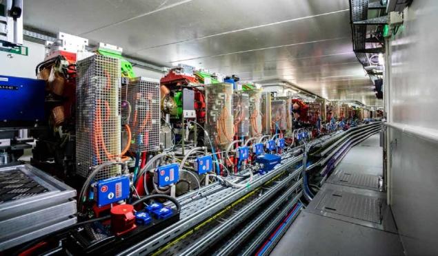 Virtual ESRF meeting showcases next-generation synchrotron