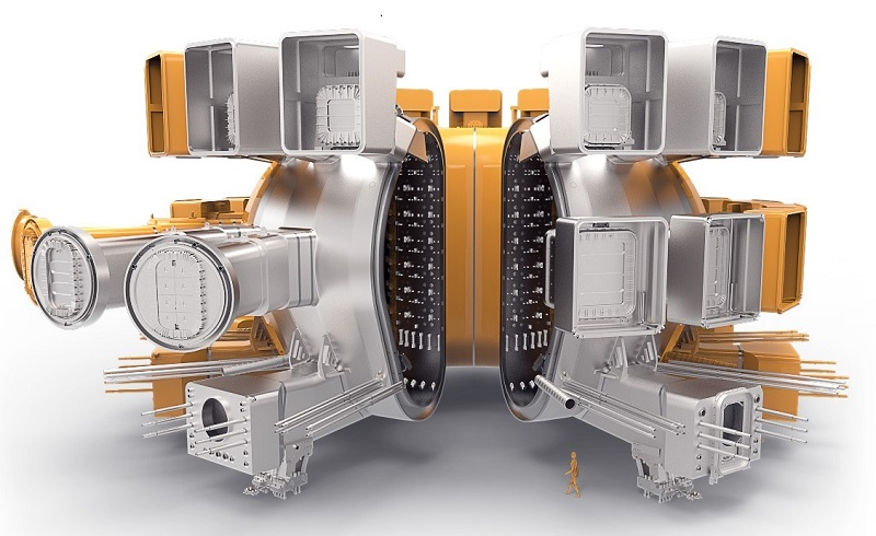 ITER sets new challenges for leak detection